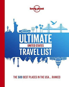 Ultimate USA Travel List 1 by Lonely Planet, 9781838694586