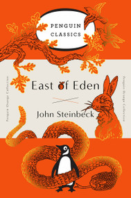 East of Eden ((Penguin Orange Collection)) by John Steinbeck, 9780143129486