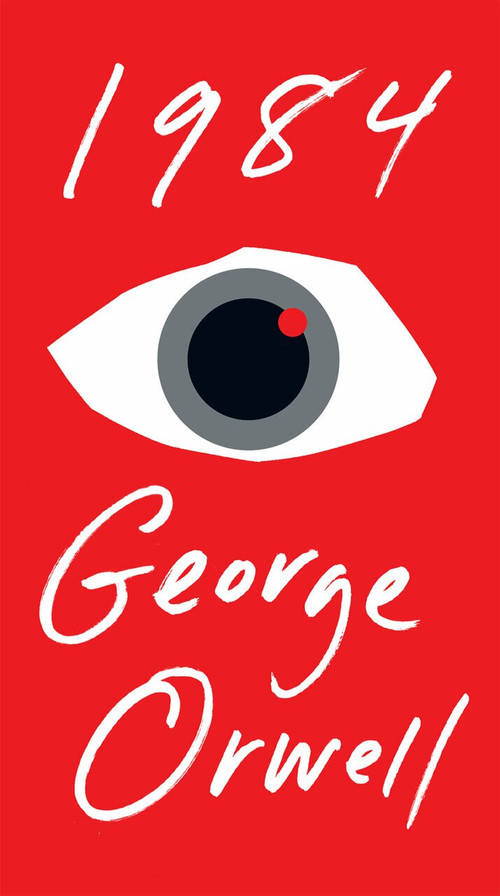 1984 - 9780451524935 by George Orwell, Erich Fromm, 9780451524935