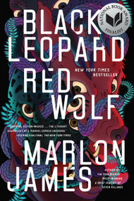 Black Leopard, Red Wolf by Marlon James, 9780735220188