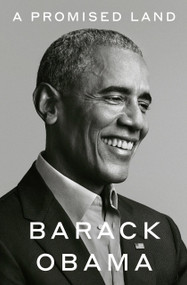 A Promised Land by Barack Obama, 9781524763169