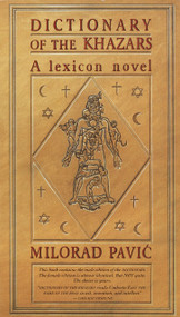 Dictionary of the Khazars (M) by Milorad Pavic, 9780679724612