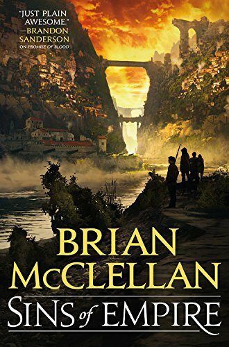 Sins of Empire by Brian McClellan, 9780316407229