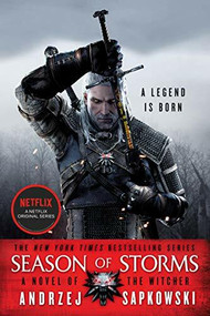 Season of Storms by Andrzej Sapkowski, David A French, 9780316441629