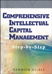 Comprehensive Intellectual Capital Management (Step-by-Step) by Nermien Al-Ali, 9780471275060