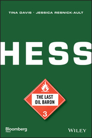 Hess (The Last Oil Baron) by Tina Davis, Jessica Resnick-Ault, 9781118923443