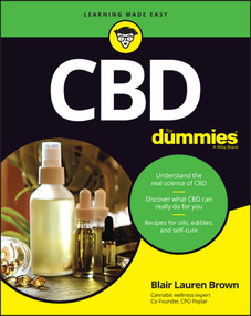 CBD For Dummies by Blair Lauren Brown, 9781119674726