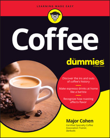 Coffee For Dummies by Major Cohen, 9781119679011