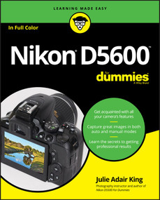 Nikon D5600 For Dummies by Julie Adair King, 9781119386339