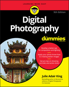 Digital Photography For Dummies by Julie Adair King, 9781119609643