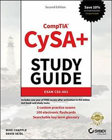 CompTIA CySA+ Study Guide Exam CS0-002 by Mike Chapple, David Seidl, 9781119684053