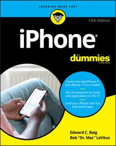 iPhone For Dummies by Edward C. Baig, Bob LeVitus, 9781119607960