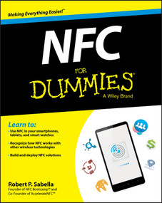 NFC For Dummies by Robert R. Sabella, 9781119182924