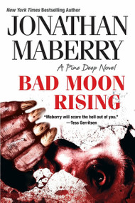 Bad Moon Rising - 9781496705419 by Jonathan Maberry, 9781496705419