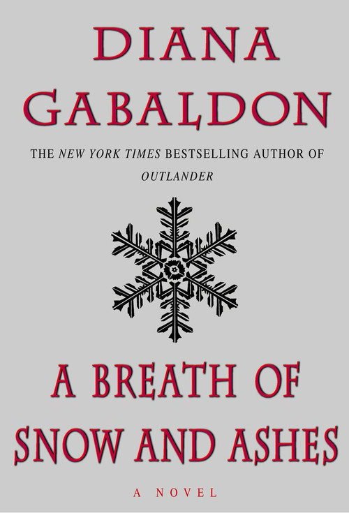 A Breath of Snow and Ashes by Diana Gabaldon, 9780385324168