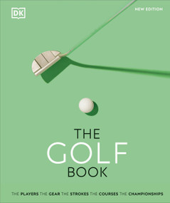 The Golf Book by DK, 9780744036695