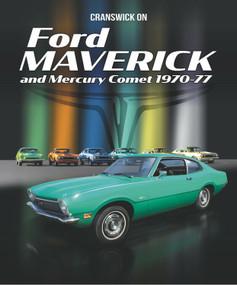 Cranswick on Ford Maverick and Mercury Comet 1970-77 by Marc Cranswick, 9781787116696