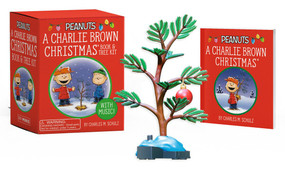A Charlie Brown Christmas: Book and Tree Kit (With music!) (Miniature Edition) by Charles M. Schulz, 9780762473748