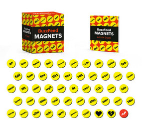 BuzzFeed Magnets by BuzzFeed, Jessie Oleson Moore, 9780762473953