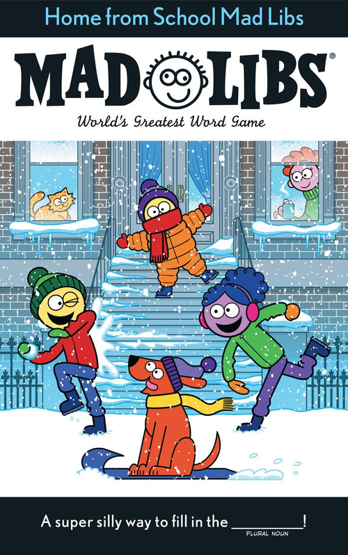 Home from School Mad Libs by Kim Ostrow, 9780593226209