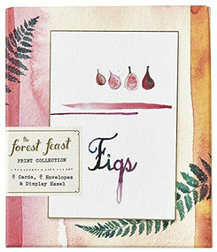 The Forest Feast Print Collection (8 Cards, 8 Envelopes, and a Display Easel) by Erin Gleeson, 9781419715693