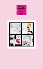 Barbie Style Hardcover Journal by Mattel, 9781419732218