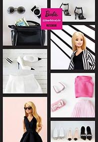 Barbie Style Paperback Notebook by Mattel, 9781419732225