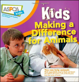 Kids Making a Difference for Animals by Nancy Furstinger, Sheryl L. Pipe, 9780470410868
