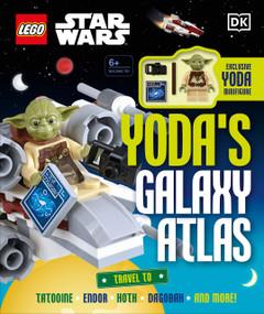 LEGO Star Wars Yoda's Galaxy Atlas (With Exclusive Yoda LEGO Minifigure) by Simon Hugo, 9780744027273