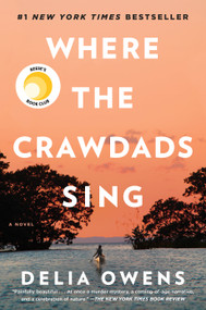 Where the Crawdads Sing by Delia Owens, 9780735219090