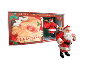 Night Before Christmas Keepsake Gift Set by Clement Moore, Charles Santore, 9781604334371