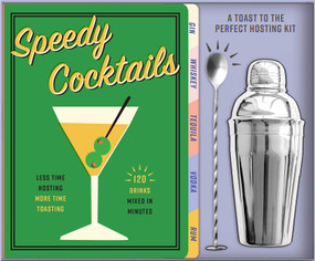 Speedy Cocktail Kit by Cider Mill Press, 9781604339536