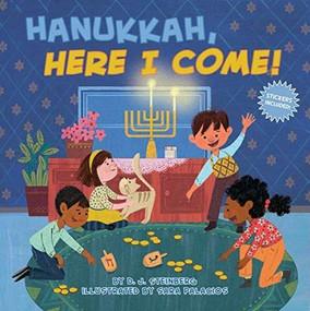 Hanukkah, Here I Come! by D.J. Steinberg, Sara Palacios, 9780593094266