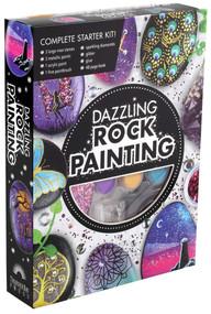 Dazzling Rock Painting by Alexandra Thomas, 9781645174202