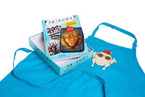Friends: The Official Cookbook Gift Set (Friends TV Show, Friends Merchandise) by Amanda Yee, 9781647223434
