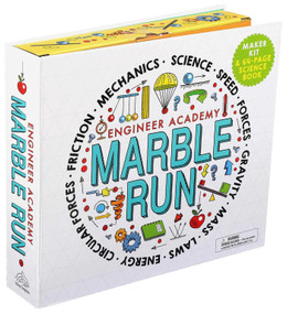 Engineer Academy: Marble Run by Rob Colson, Eric Smith, 9781684129874
