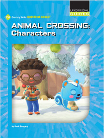 Animal Crossing: Characters by Josh Gregory, 9781534189140