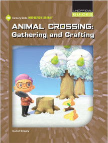 Animal Crossing: Gathering and Crafting - 9781534189164 by Josh Gregory, 9781534189164