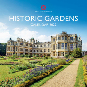 English Heritage: Historic Gardens Wall Calendar 2022 (Art Calendar) by Flame Tree Studio, 9781839645884