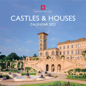 English Heritage: Castles and Houses Wall Calendar 2022 (Art Calendar) by Flame Tree Studio, 9781839645891