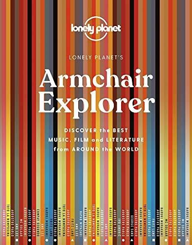 Armchair Explorer (Miniature Edition) by Lonely Planet, Lonely Planet, 9781838694487