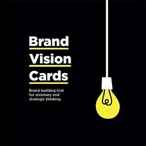 Brand Vision Cards (Brand Building Tool for Visionary and Strategic Thinking) by Dorte Nielsen, Ingvar Jónsson, 9789063696092