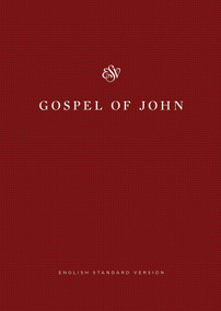 ESV Gospel of John, Share the Good News Edition (Miniature Edition) by , 9781433579790