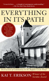 Everything in its Path by Kai T. Erikson, 9780671240677