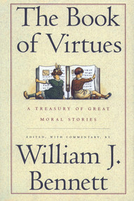 Book of Virtues by William J. Bennett, 9780671683061