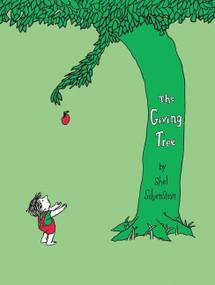 The Giving Tree by Shel Silverstein, Shel Silverstein, 9780060256654