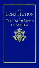 Constitution of the United States by Founding Fathers, 9781557091055