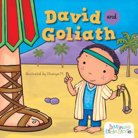 David and Goliath - 9781486700493 by Dhanya M., Johannah Gilman Paiva, 9781486700493