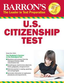 U.S. Citizenship Test by Gladys Alesi, 9781438002187