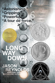 Long Way Down - 9781481438261 by Jason Reynolds, 9781481438261